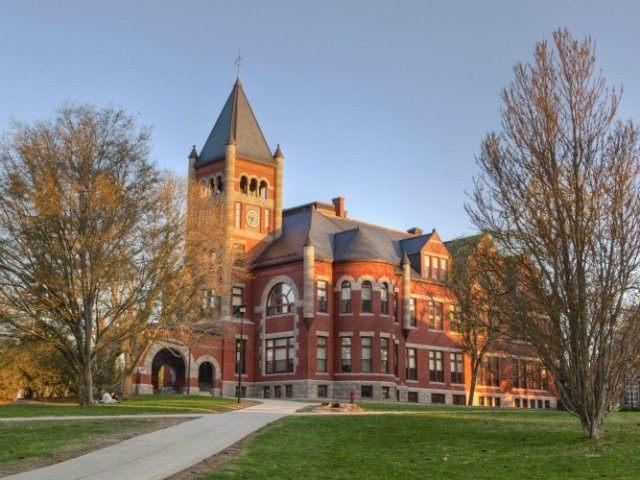 Amerikada Üniversite
