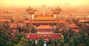 Çin'de Yüksek Lisans