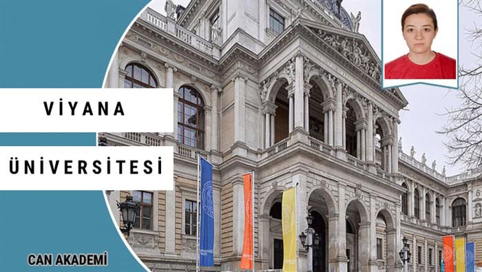 Dila, Viyana Üniversitesi'nde Yüksek Lisans Eğitimi Alacak!