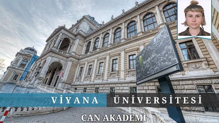 Merve, Viyana Üniversitesi'ni Hedefledi!